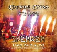 CORVUS CORAX  FEAT. WADOKYO - THE POWER OF DRUMS - Sverker live